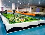 芒市食品工业园区规划沙盘