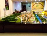 地产模型-勐海祥和花园