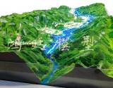 白鹤滩水电站模型